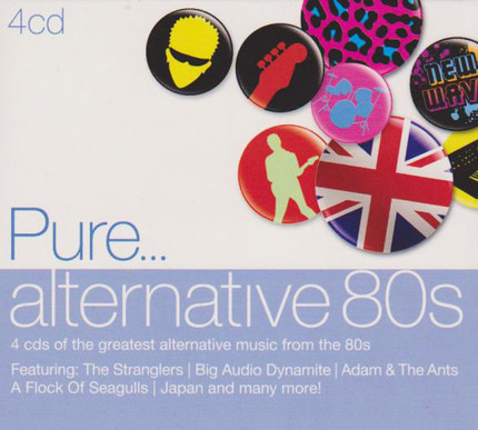 #<Artist:0x00007f91db309bd8> - Pure... Alternative 80s