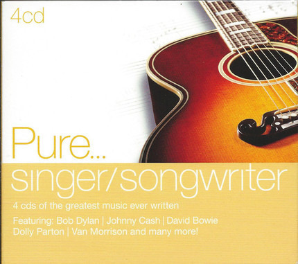#<Artist:0x00007f410f794eb8> - Pure...Singer/Songwriter