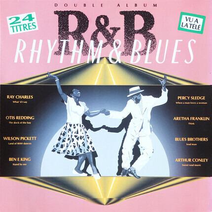 #<Artist:0x00007fce0818d9d0> - R & B / Rhythm And Blues