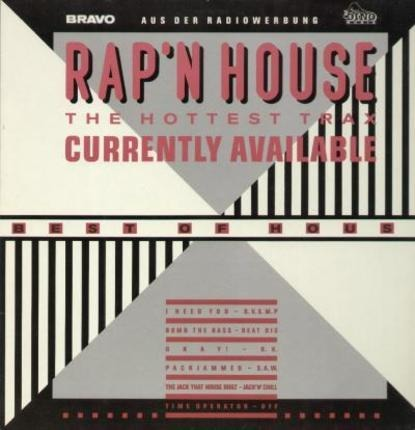 #<Artist:0x00007f1cbb7b3520> - Rap'N House (The Hottest Trax Currently Available