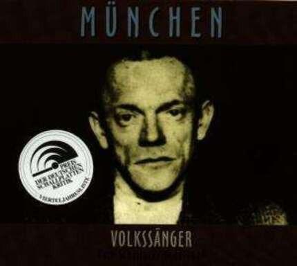 #<Artist:0x00007ff4fb97c9b0> - Rare Schellacks-München-Volkssänger 1902-1948
