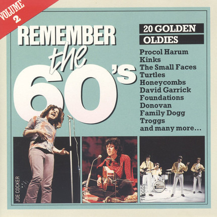 #<Artist:0x00007f73ec13f698> - Remember The 60's Volume 2