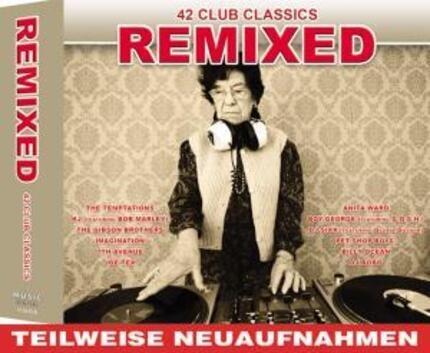 #<Artist:0x00007f4aa49d2b78> - Remixed - 42 Club Classics
