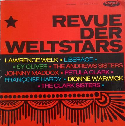 #<Artist:0x00007f39198fd758> - Revue Der Weltstars