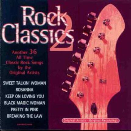 #<Artist:0x00007f7a593db8e8> - Rock Classics 2