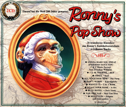 #<Artist:0x00007f639ca1cbb8> - Ronny's Pop Show 17