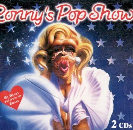 #<Artist:0x00007efe66ce0c78> - Ronny's Pop Show 20