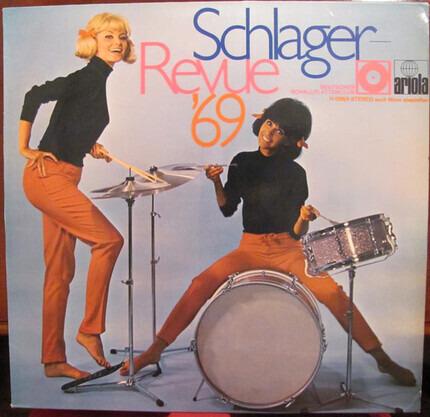 #<Artist:0x00007f5bbe083808> - Schlager Revue '69