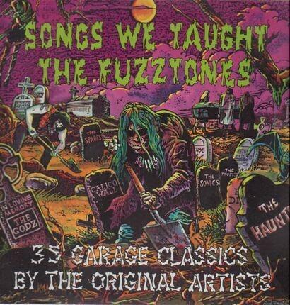 #<Artist:0x00007f784868e648> - Songs We Taught The Fuzztones