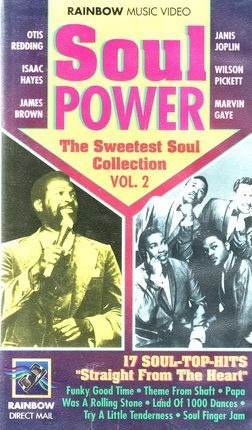 #<Artist:0x00007fa577e14a78> - Soul Power - The Sweetest Soul Collection Vol. 2
