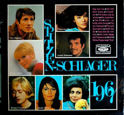 #<Artist:0x0000000006e955b0> - Spitzenschlager 1967