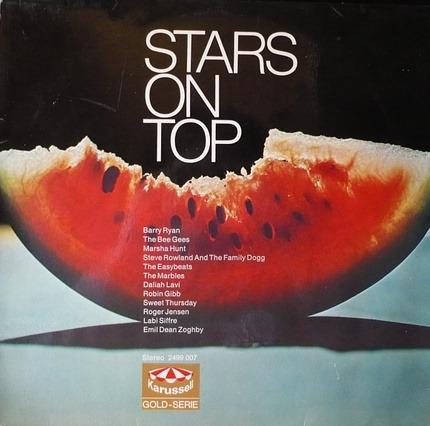 #<Artist:0x00007fcee239b170> - Stars On Top