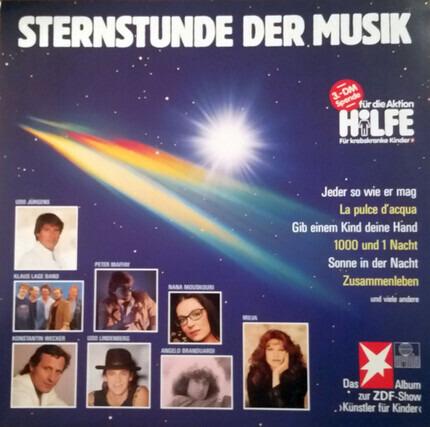 #<Artist:0x0000000008bd76c8> - Sternstunde Der Musik