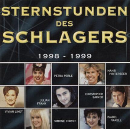 #<Artist:0x00007fda37c3cb48> - Sternstunden Des Schlagers - 1998 - 1999