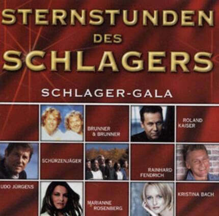 #<Artist:0x00007ff00dec1968> - Sternstunden Des Schlagers - Schlager-Gala