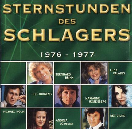 #<Artist:0x00007f00a7861010> - Sternstunden Des Schlagers 1976 - 1977