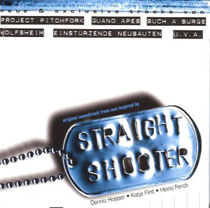 #<Artist:0x00007f0b41360aa8> - Straight Shooter (Original Soundtrack)