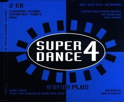 #<Artist:0x00007f412fa251f8> - Super Dance Plus 4