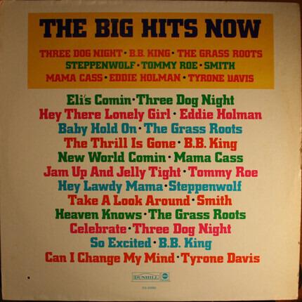 #<Artist:0x00007f412f160298> - The Big Hits Now