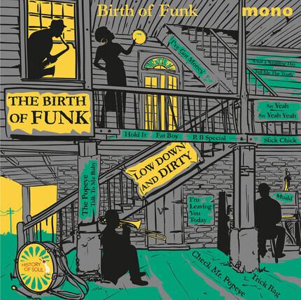 #<Artist:0x00007f2d107b6b20> - The Birth Of Funk