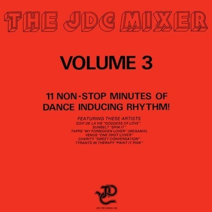 #<Artist:0x00007fcee27fc480> - The JDC Mixer Volume 3