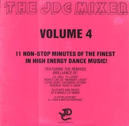 #<Artist:0x00007fcee19b57f0> - The JDC Mixer Volume 4
