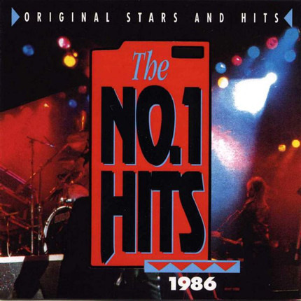 #<Artist:0x00007ff659a99000> - The No.1 Hits - 1986