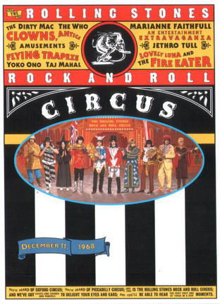 #<Artist:0x00007f91dae788d0> - The Rolling Stones Rock And Roll Circus