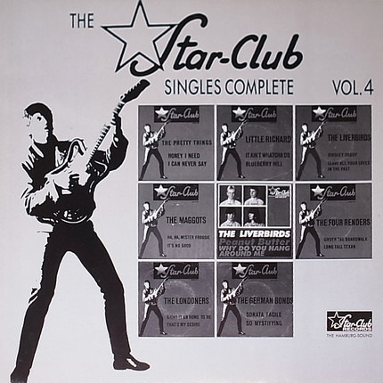 #<Artist:0x00007f332cec8338> - The Star-Club Singles Complete Vol. 4