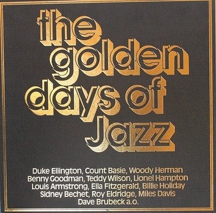 #<Artist:0x00007f2c53817be0> - The Golden Days Of Jazz