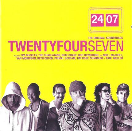 #<Artist:0x00007f4105671130> - Twentyfourseven (The Original Soundtrack)