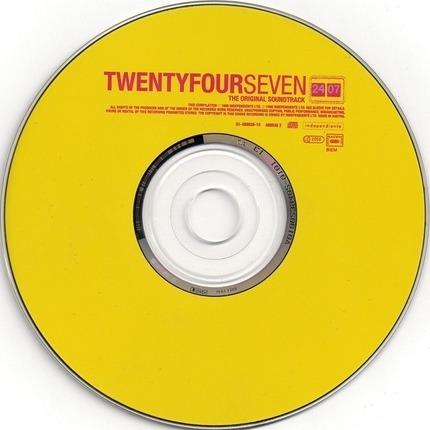 #<Artist:0x00007fcec356cb08> - Twentyfourseven The Original Soundtrack