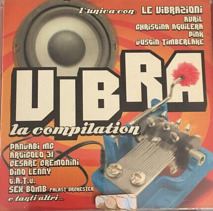 #<Artist:0x00007fd54ae2b338> - Vibra La Compilation