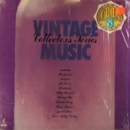 #<Artist:0x00007fcee0c3b3e0> - Vintage Music Collectors Series 8