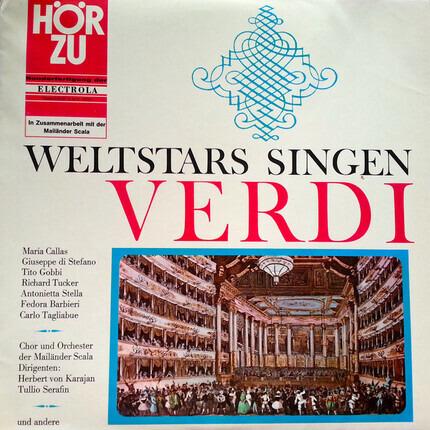 #<Artist:0x00007fcec020dbe0> - Weltstars Singen Verdi