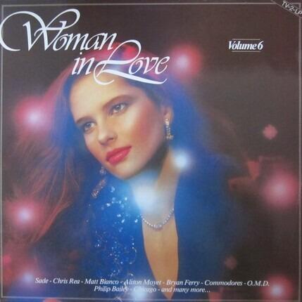 #<Artist:0x00007fb00e0b4580> - Woman In Love Volume 6