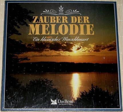 #<Artist:0x00007f756a59d3f0> - Zauber Der Melodie - Ein Klassisches Wunschkonzert