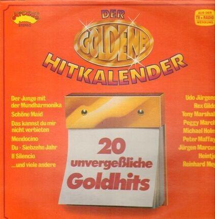 #<Artist:0x00007fea4d4b27d0> - Der Goldene Hitkalender
