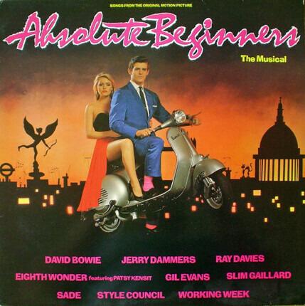 #<Artist:0x00007f8e29a1a8b0> - Absolute Beginners (Original Soundtrack)
