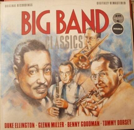 #<Artist:0x00007efe65f67970> - Big Band Classics