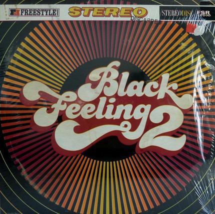 #<Artist:0x00007ff825f5fee0> - Black Feeling Vol.2