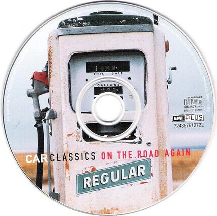 #<Artist:0x00007fb254048720> - Car Classics - On The Road Again