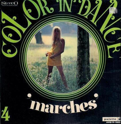#<Artist:0x00007f8cd2cc45f0> - Color Dance - 4 - 'Marches'