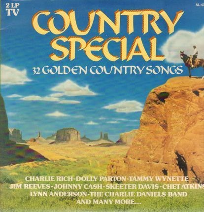 #<Artist:0x00007f8cd3a76bf8> - Country Special - 32 Golden Country Songs