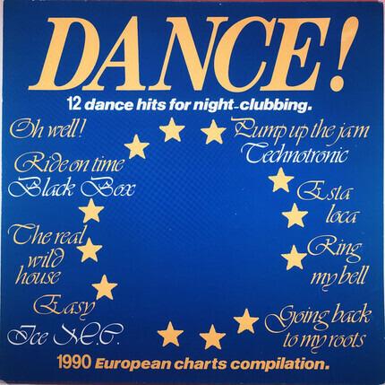 #<Artist:0x00007f517b3bc3f0> - Dance ! Vol 1