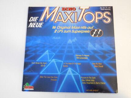 #<Artist:0x00007f12950040c0> - Die Neue Dino Maxi Tops