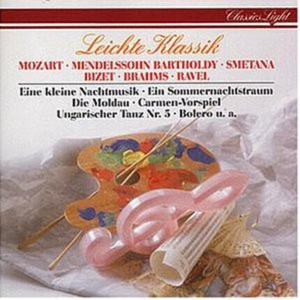 """#<Artist:0x00007f412efc3958> - """"Carmen"""" Vorspiel / Ouvertüre """"Ein Sommernachtstraum"""" / Bolero a.o."""