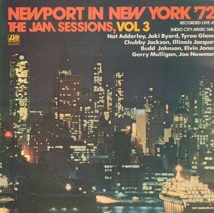 #<Artist:0x00007f113c4ec5d8> - Newport In New York '72 (The Jam Sessions) Volume 3