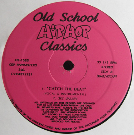 #<Artist:0x00007fce2a5229c0> - Old School Hip-Hop Classics