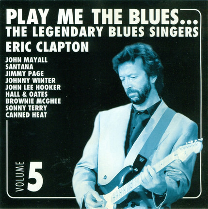 #<Artist:0x00007f60c1b18c70> - Play Me The Blues... The Legendary Blues Singers (Volume 5)